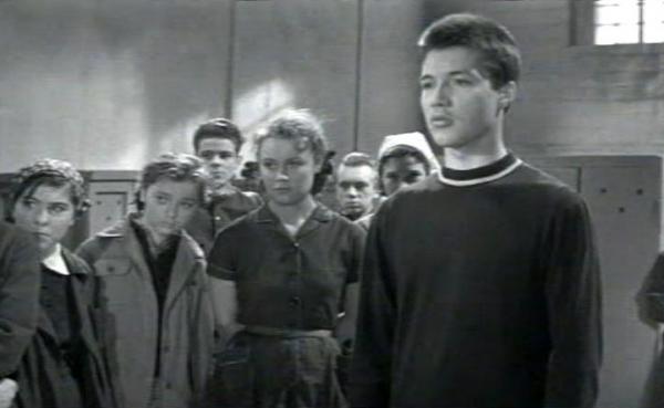 """Дебют Евгения Жарикова. """"А если это любовь?"""" 1961 г."""