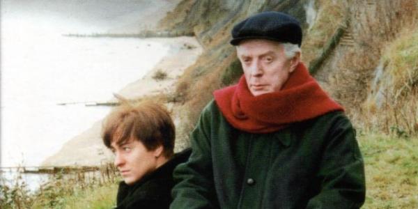 """Сергей Безруков и Олег Стриженов. """"Вместо меня"""" 2000 г."""