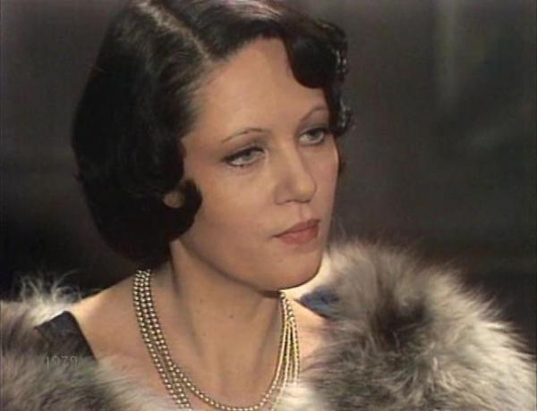 """Лидия Савченко. """"Ярость"""" 1979 г."""