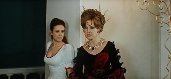 "Марина Неелова и Людмила Гурченко. ""Тень"" 1971 г."