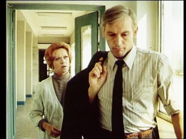 """Алиса Фрейндлих и Василий Лановой. """"Анна и Командор"""" 1974 г."""