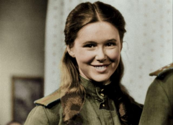 """Евгения Симонова. """"В бой идут одни старики"""" 1974 г."""