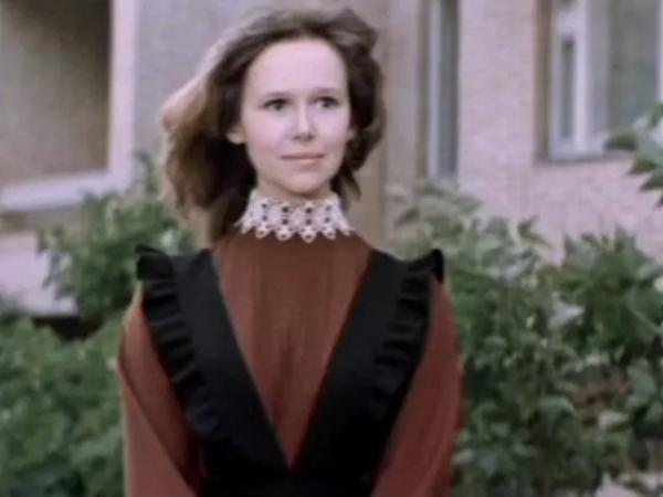"""Евгения Симонова. """"Школьный вальс"""" 1977 г."""