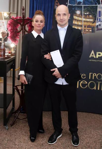 Вероника Ицкович и Егор Дружинин