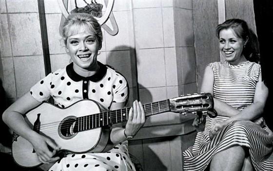 """Алиса Фрейндлих. """"Похождения зубного врача"""" 1965 г."""