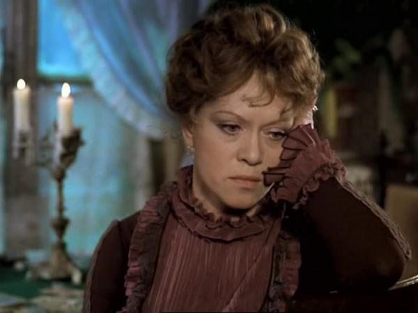 """Алиса Фрейндлих. Жестокий романс"""" 1984 г."""