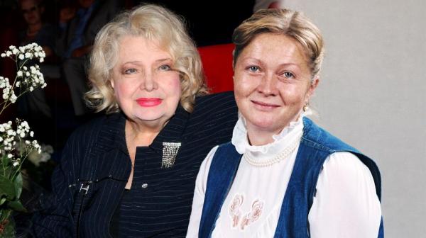 Татьяна Доронина и Наталья Гундарева