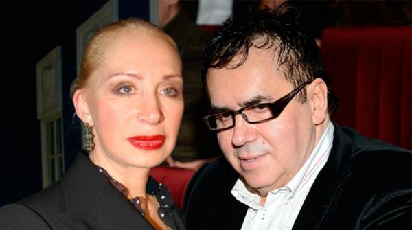 Татьяна Васильева и Станислав Садальский