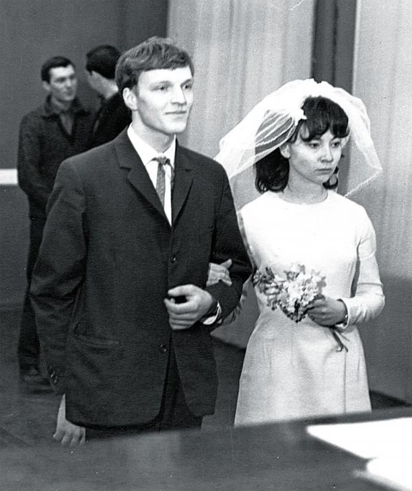 Александр Кайдановский и Ирина Бычкова (Кайдановская). Фото postila.ru