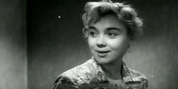 """Нина Дорошина. """"Конец старой березовки"""" 1960 г."""