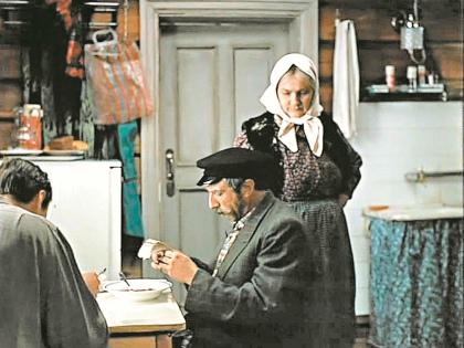 """Сергей Юрский и Наталья Тенякова. """"Любовь и голуби"""""""