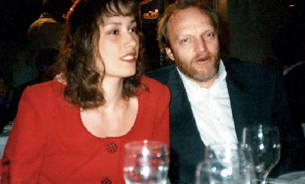 Инна Пиварс (Кайдановская) и Александр Кайдановский