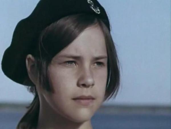 """Таня Догилева. """"Отдать швартовы!"""" 1971 г."""