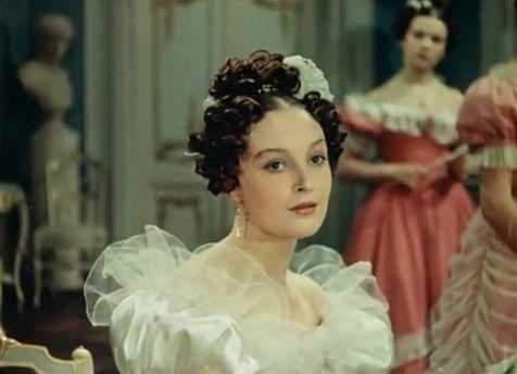 """Ирина Губанова. """"Пиковая дама"""" 1960 г."""