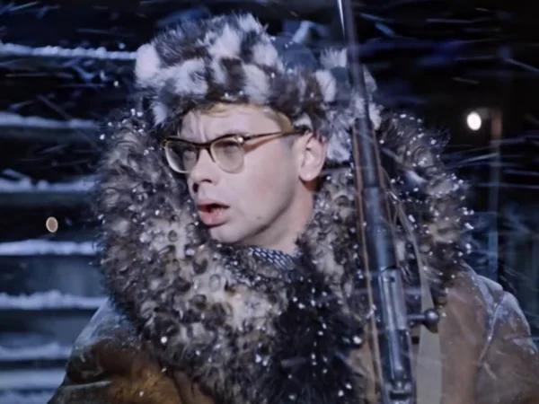 Александр Демьяненко отвесил Высоцкому 9 ударов, извиняясь после каждого