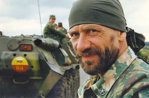 "Андрей Краско. ""Блокпост"" 1998 г."