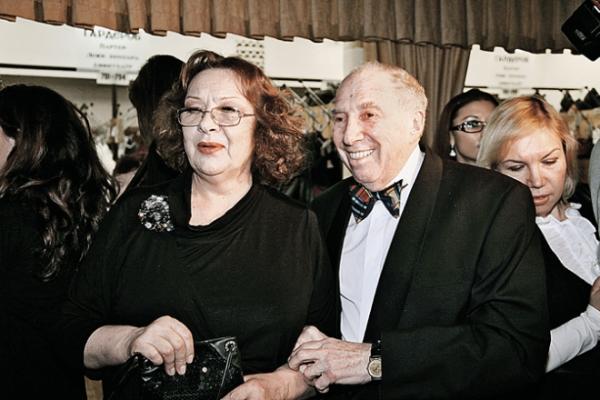 Наталья и Сергей Юрские