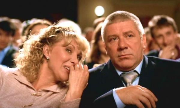 "Елена Яковлева и Андрей Краско. ""Я остаюсь"" 2006 г."