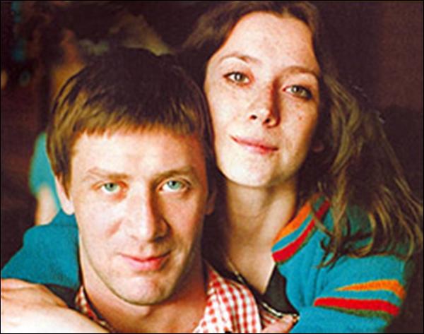Андрей Краско и Маргарита Звонарева