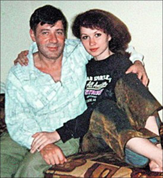 Андрей Краско и Каролина Попова. Фото tunnel.ru