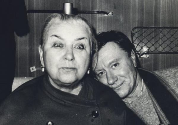 Мария Миронова, Андрей Миронов
