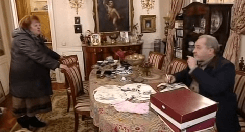 Мария Королева и Сергей Селин