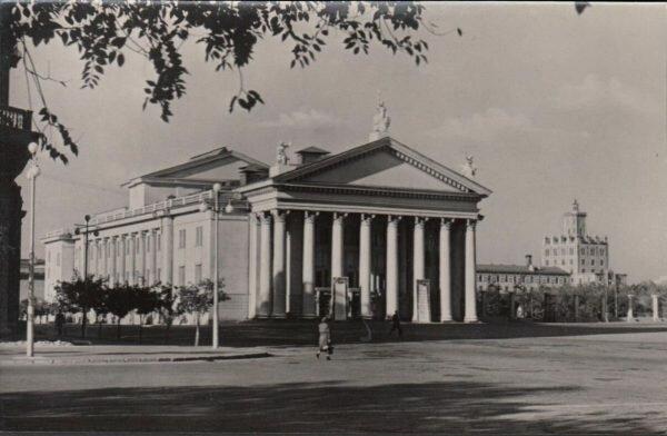 Сталинградский областной драматический театр