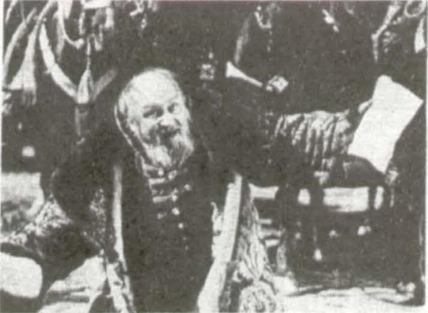 «Степан Разин». 1939. В. Гардин (боярин Киврин)