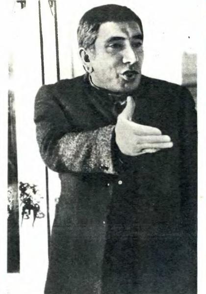 Армен Джихарханян. Фроловский («Премия»)