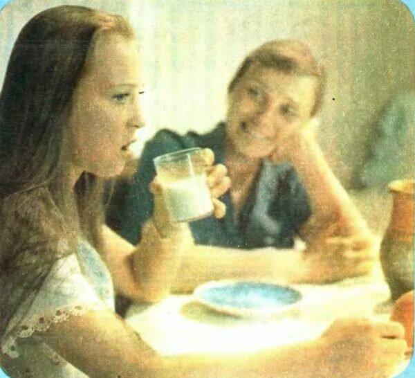 Тамара (С. Смирнова) с Антониной Васильевной