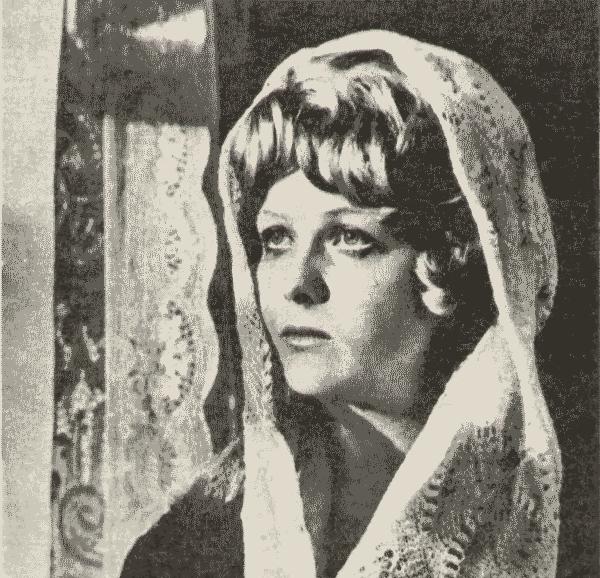 Анна Доброхотова («Сладкая женщина»)