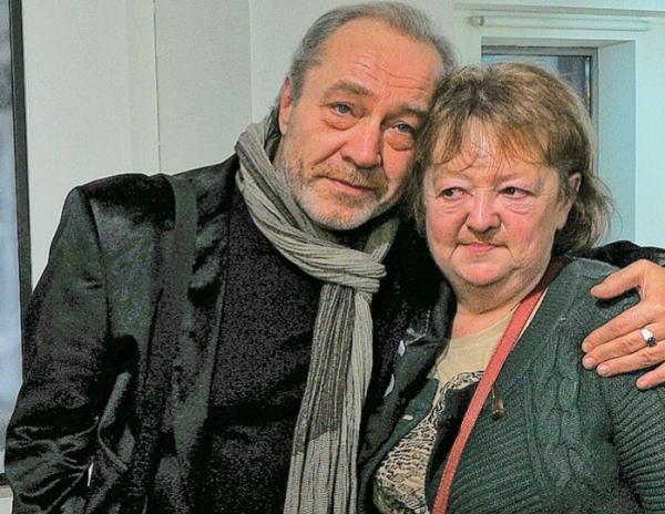 Сергей Сенин и Мария Королева. Фото teleprogramma.pro