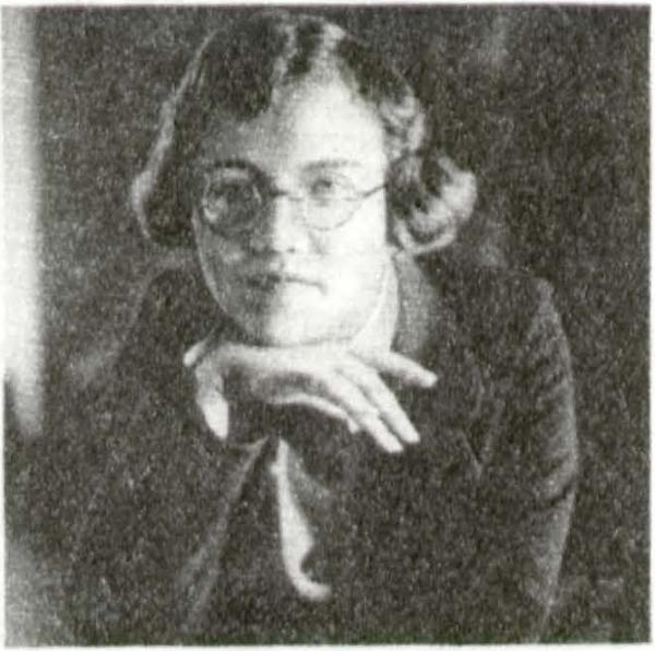 Анна Ивановна Зеленова