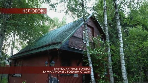 """Фото: кадр передачи """"Пусть говорят"""""""