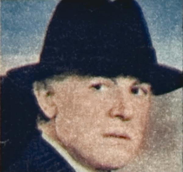 Комиссар полиции (Иннокентий Смоктуновский)