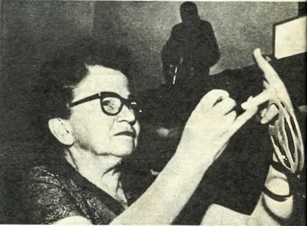 Клавдия Ивановна Баранова