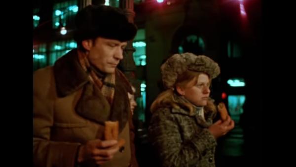 "Александр Михайлов и Ирина Муравьева. ""Карнавал"" 1981 г."