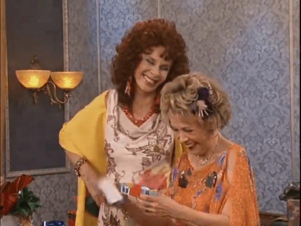 """Любовь Полищук и Александра Назарова. """"Моя прекрасная няня """" 133-я серия. Последнее появление Полищук на экране"""