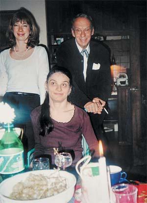 Дочери Алексея Баталова — Надежда и Мария