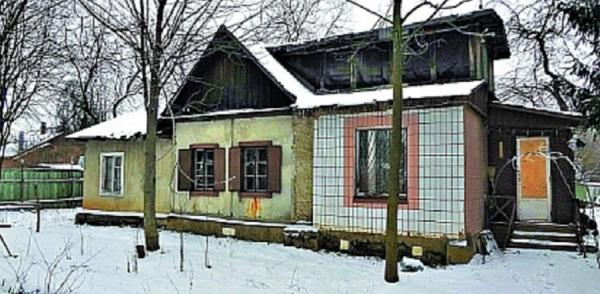Дача Алексея Баталова в Переделкино