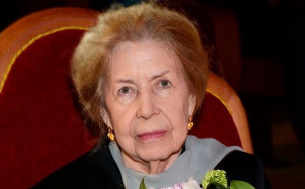 Инна Макарова в старости