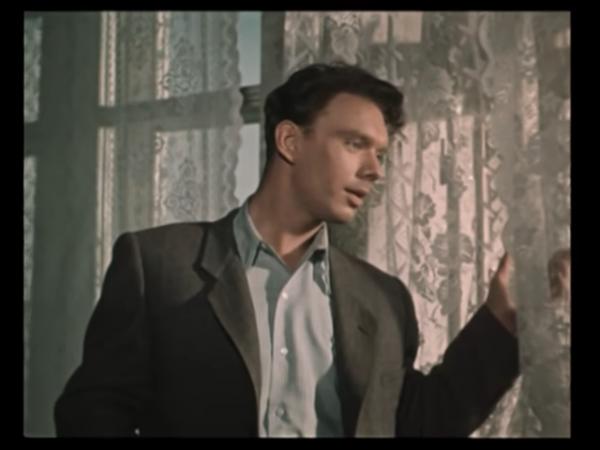 """Алексей Баталов. """"Большая семья"""" 1954 г."""