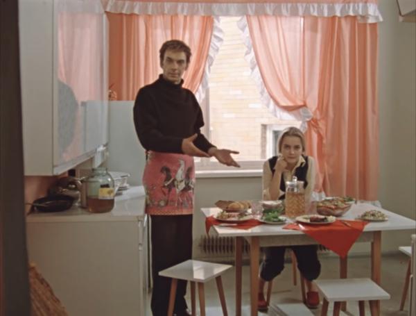 """Алексей Баталов и Наталья Вавилова. """"Москва слезам не верит"""" 1979 г."""