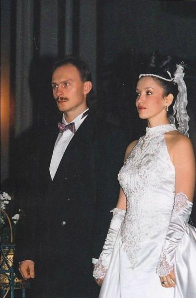 Дмитрий Коноров и Анна Самохина