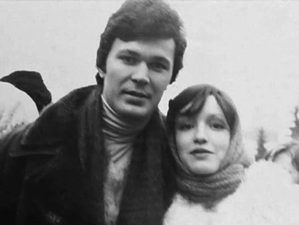 Александр и Анна Самохины