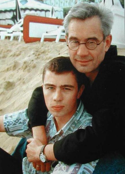 Бодровы: отец и сын