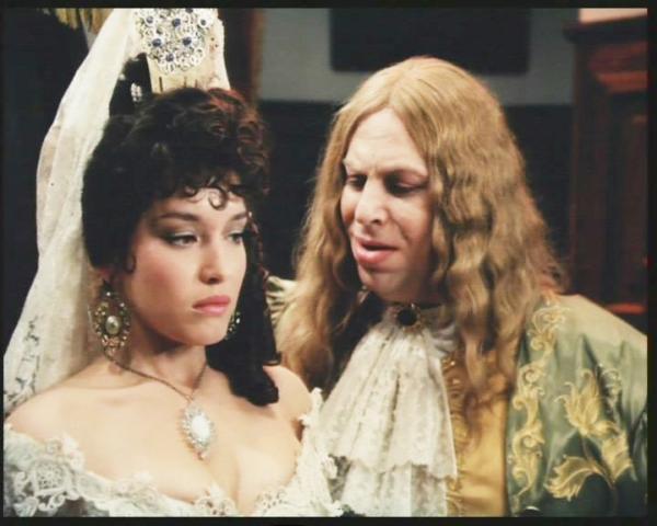 "Анна Самохина и Юрий Богатырев. ""Дон Сезар де Базан"" 1989 г"