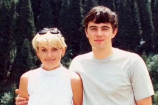 Светлана Михайлова и Сергей Бодров