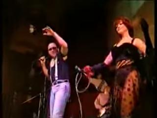 Дмитрий Нагиев и Анна Самохина. Концерт в ночном клубе