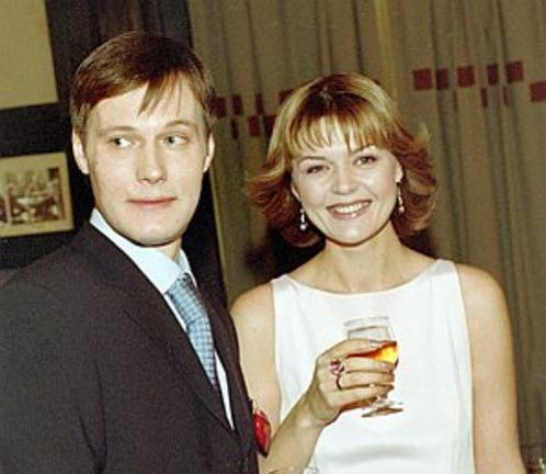 Игорь Гордин и Юлия Меньшова